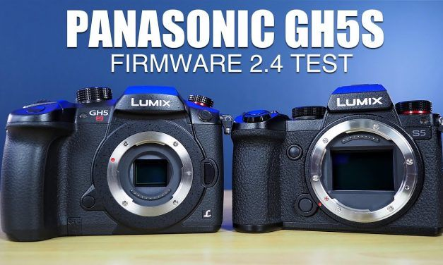 Panasonic GH5S Firmware 2.0 AF Settings (vs Lumix S5)
