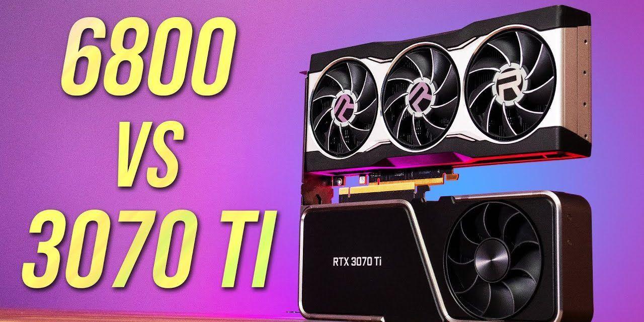 RTX 3070 Ti vs RX 6800 – Is Nvidia's Only Advantage Enough?