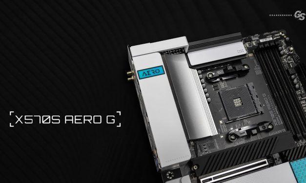 Vision is now Aero? Gigabyte X570S Aero G – Overview