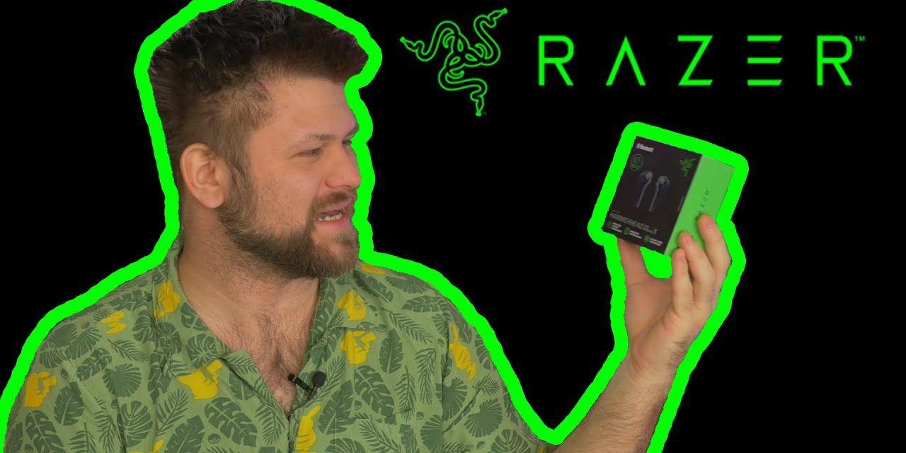 Razer Hammerhead X True Wireless Earbuds Review   TechManPat