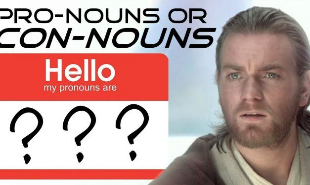 Pro-Nouns or Con-Nouns ?